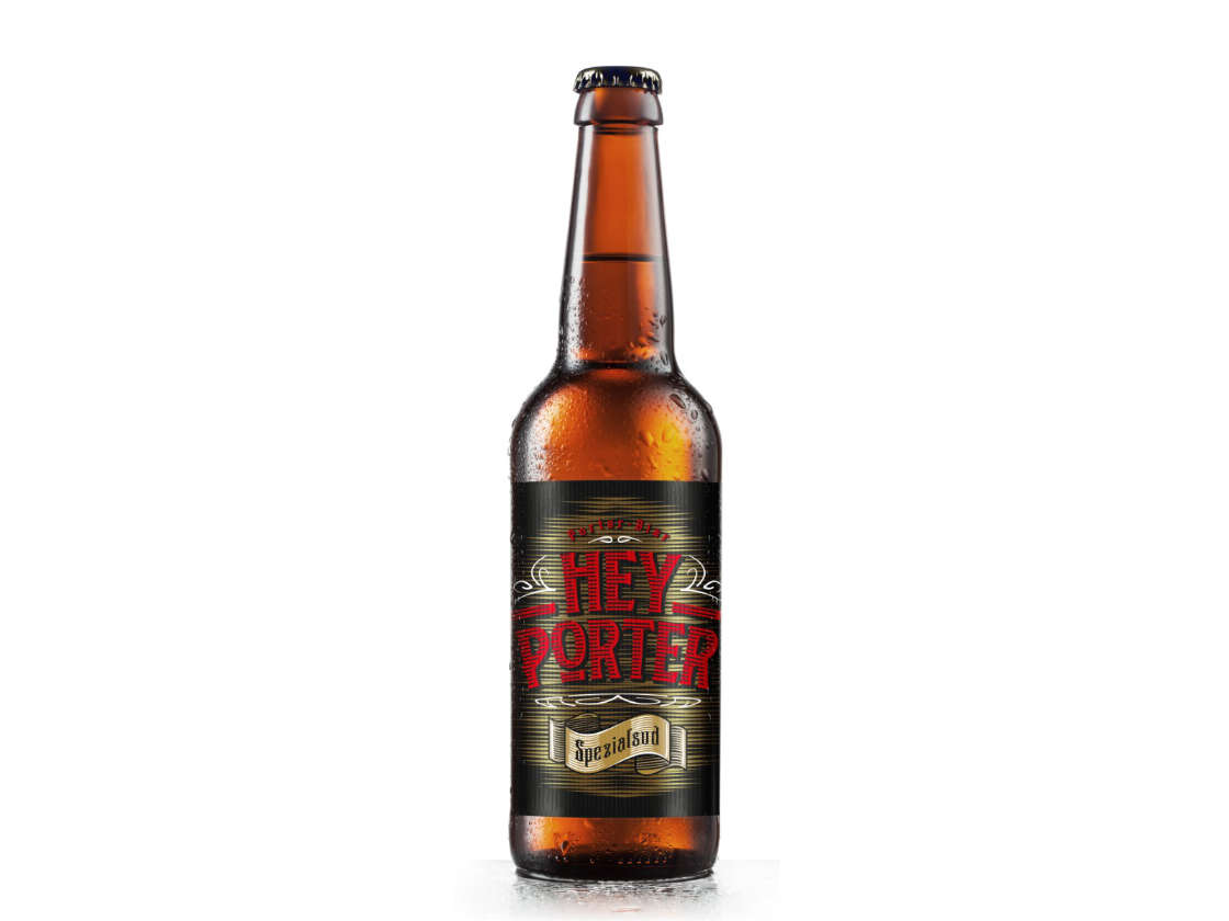 Brauerei im Berg Bier Hey Porter